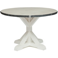 Стол обеденный Riviera (mod. 2112), antique white/whitewash